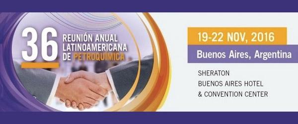 Reunión Anual Latinoamericana de Petroquímica
